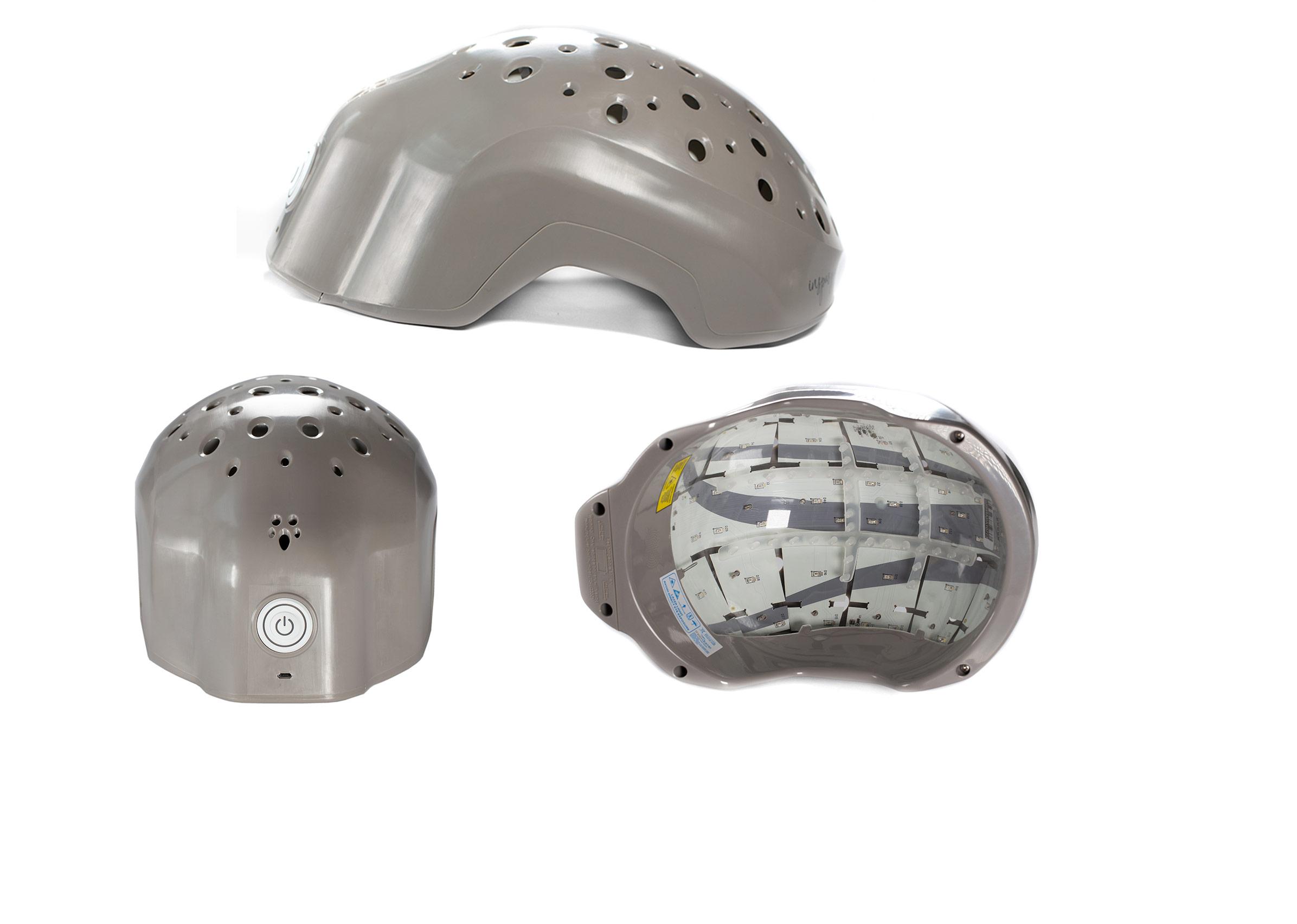 casco laser baja frecuencia insparya